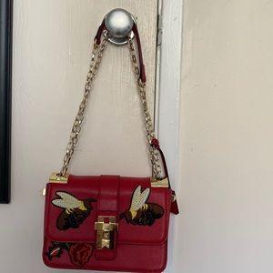 Handbags - crossbody leather bag